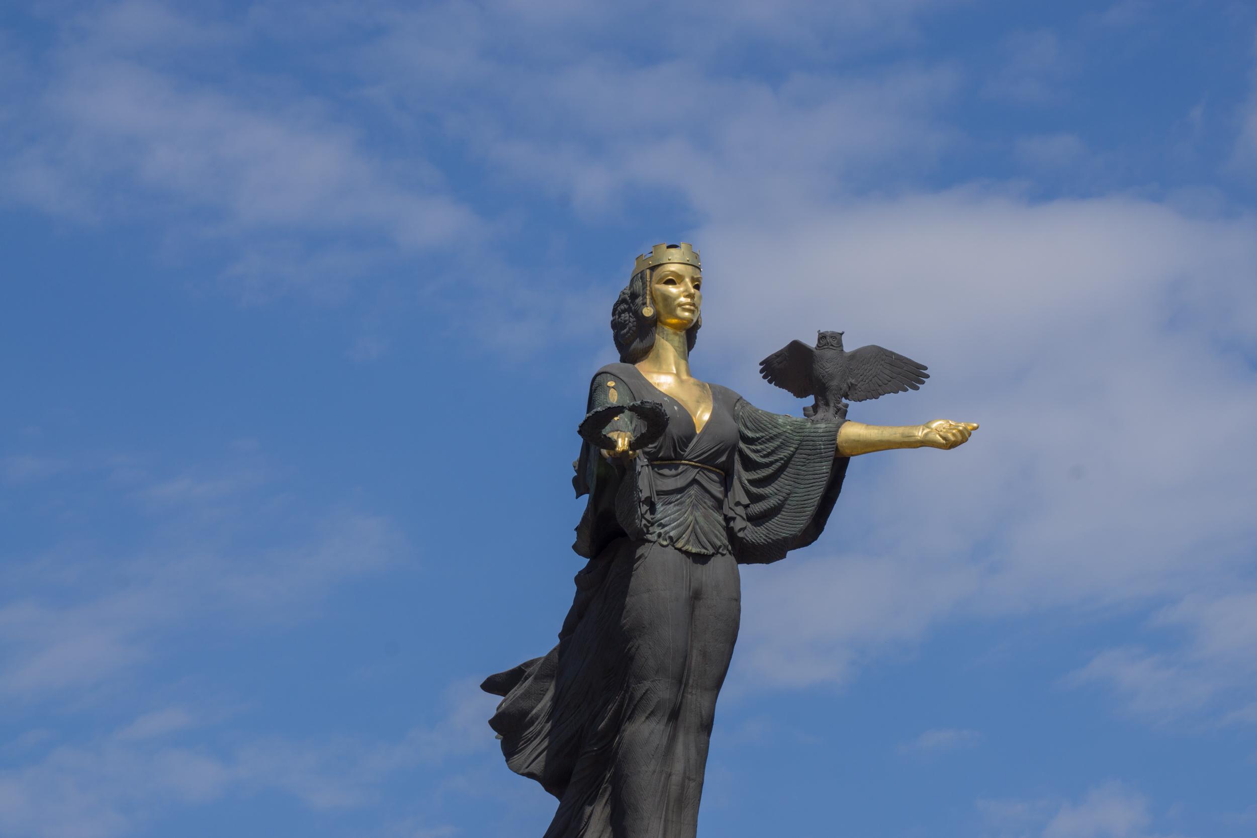 Bulgaria: Statue of Sveta Sofia