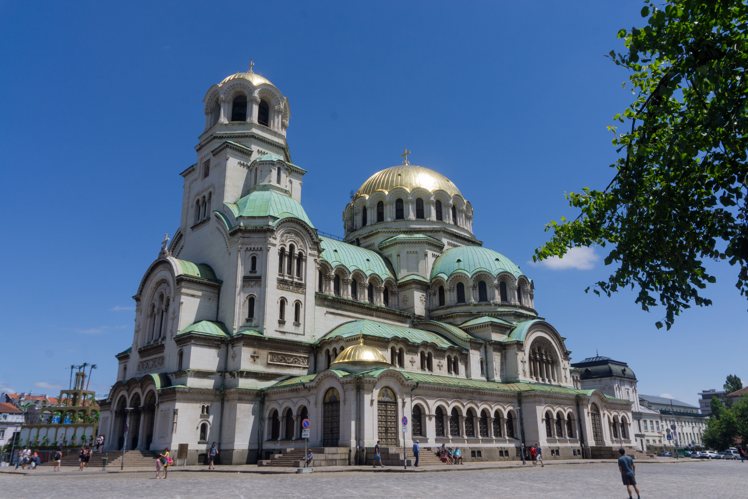 Bulgaria: Alexander Nevsky Cathedral, Sofia